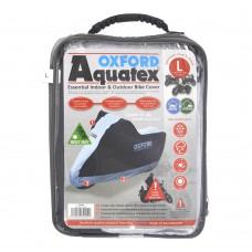 Oxford Aquatex Silver/Black