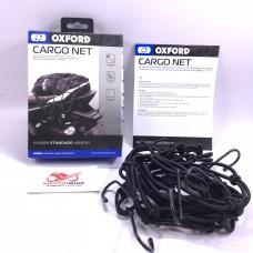 Oxford Cargo Net Black