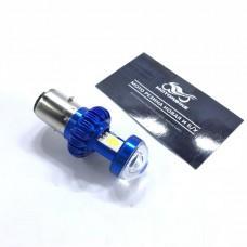 Лампа  Led BA20D (2 кристалла)  mod2