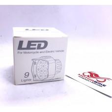 Дополнительный свет Led 9 For Motorcyle and Vehicle