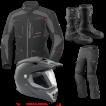 Моточерепахи / Куртки / Защита спины