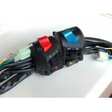 Блоки кнопок руля с двиг-стопом