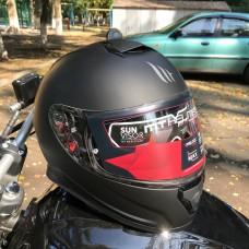 MT THUNDER 3 Black Matt