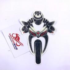Наклейка декор MOTOANGEL