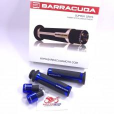 Ручки руля (грипсы) Barracuda Blue