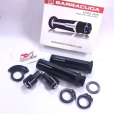 Ручки руля (грипсы) Barracuda Black