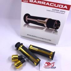 Ручки руля (грипсы) Barracuda Gold
